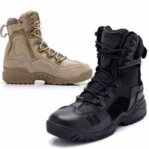 전투화/전술/사막화/미군/워커/등산화/작업/안전/신발