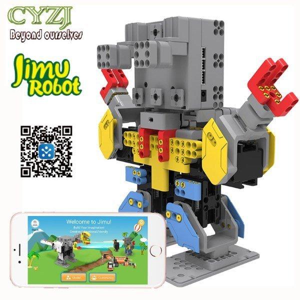 JIMU 로봇 JIMU 스마트 로봇 스마트폰/태블릿 제어 상품이미지
