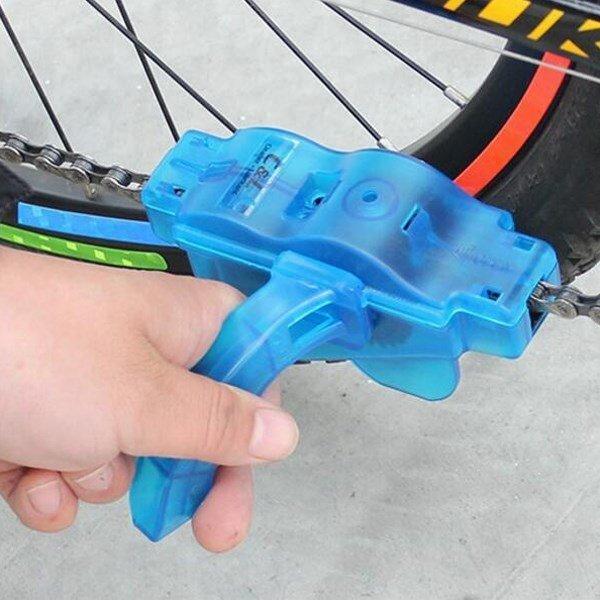 휴대용 자전거 체인 청소기 상품이미지