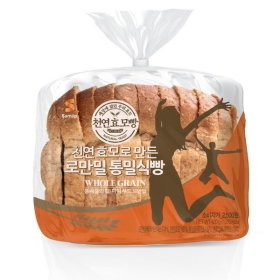 삼립_토종효모로만든로만밀식빵_420G