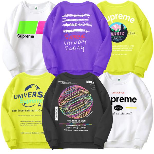 오픈세일 슈프림 맨투맨 후드티 팬츠 남자여자 티셔츠 상품이미지