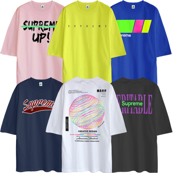 시즌off 반팔티 티셔츠 오버핏 박스티 남자 남성 여성 상품이미지