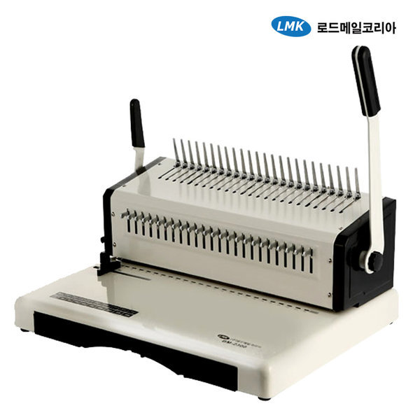 제본기 BM-2300 플라스틱링제본기 사무용 +링표지100매 상품이미지