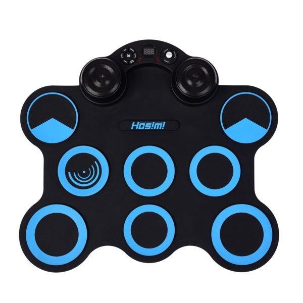 호시미 휴대용 전자드럼 자체제작 드럼강좌 게임 무료 상품이미지