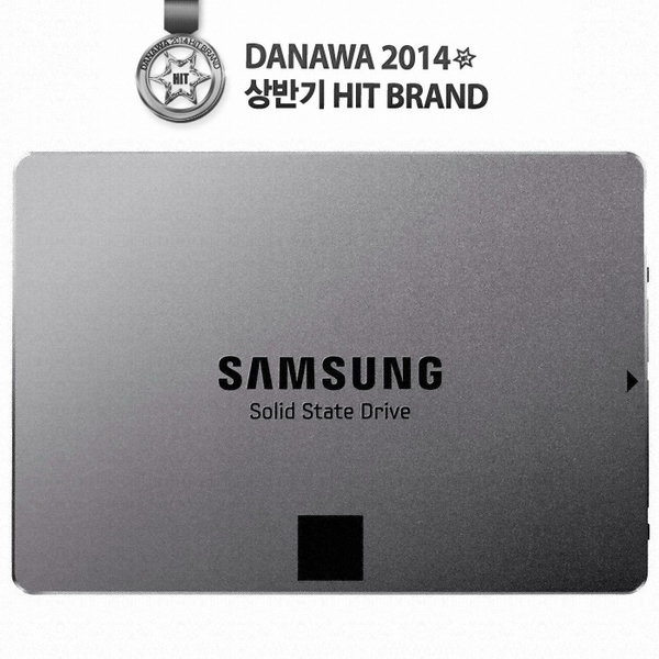 SSD 삼성전자 840 EVO Series (120GB) 중고/무상2개월 상품이미지