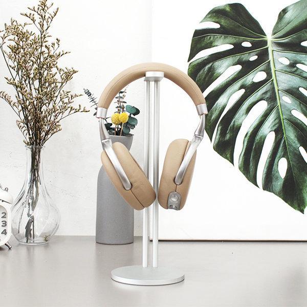 알루미늄 헤드폰거치대 헤드셋스탠드 CR-2 상품이미지