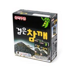 검은참깨두유 190mlx16팩/음료선물 검은콩두유