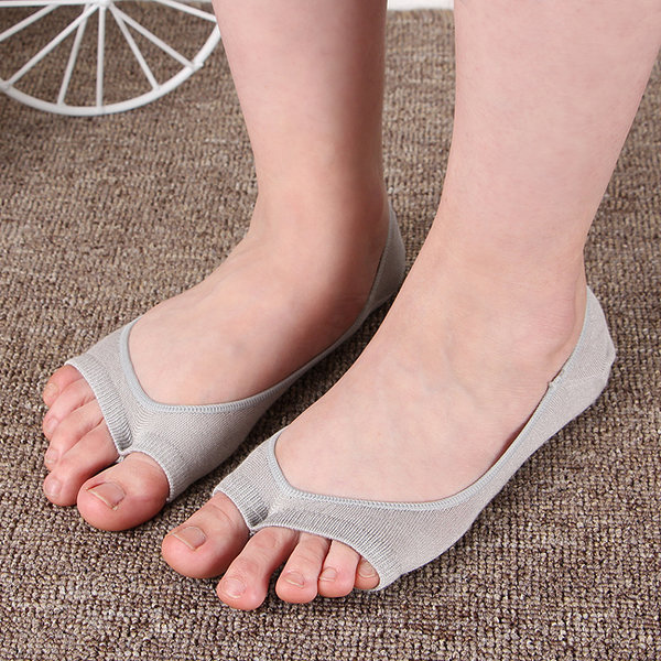 하이힐 발보호덧신세트/특수양말 발가락양말 여성양말 상품이미지