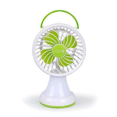 Portable/LED/Mood Lamp/Electric Fan/USB/Batteries/Mini/12.7cm/07G