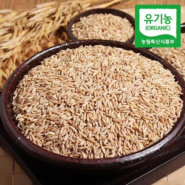 (현대Hmall) 푸르젠  국산 종자로 재배한 유기농 정읍 건강귀리 2kg 상품이미지