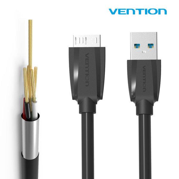 벤션 통큰 마이크로B USB3.0 고속 데이터충전케이블 상품이미지