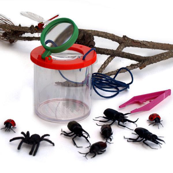 루페/곤충관찰경/관찰통/돋보기/곤충채집/숲체험도구 상품이미지