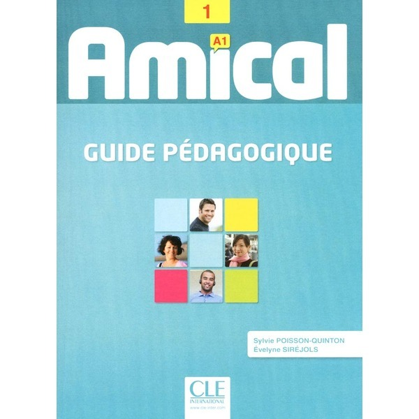 Amical 1 A1 : Guide pedagogique 상품이미지