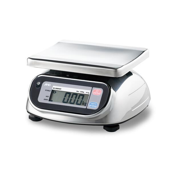 WP-10K/방수저울/10kg/5g/전자저울/수산시장 상품이미지