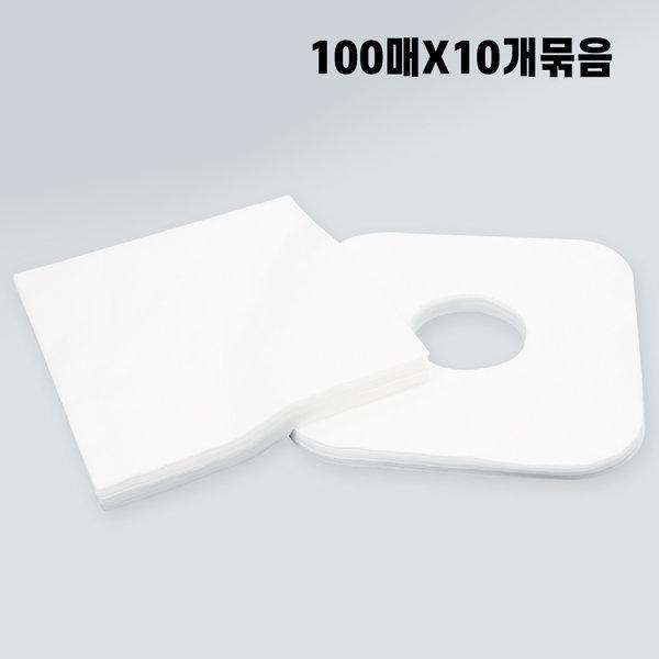 자국방지부직포/정전기필터용/100매10개묶음 상품이미지
