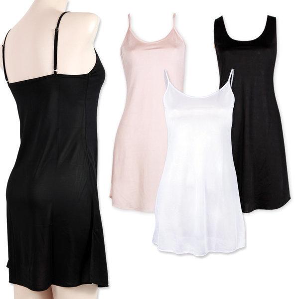 (2+1양말)국산 여성 슬립 롱 끈 원피스 여름 잠옷 상품이미지