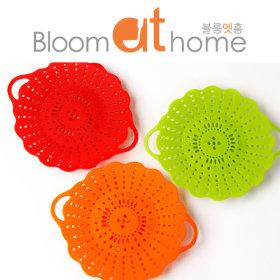 실리콘 찜판 만두 찜기 조리도구 주방용품(색상선택)