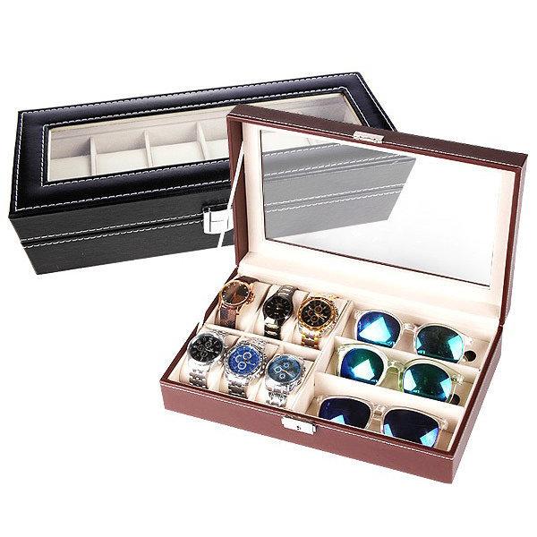 시계보관함/시계 정리함/안경 보석함 보관함 케이스 상품이미지