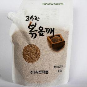옥천_고소한볶음깨_400G