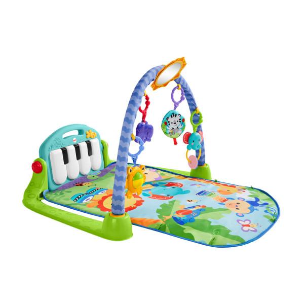 피아노 아기 체육관 블루 / 육아필수템 / 국민 체육관 상품이미지