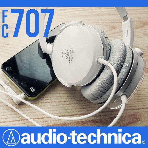 오디오테크니카 ATH-FC707 포터블 접이식 헤드폰 상품이미지