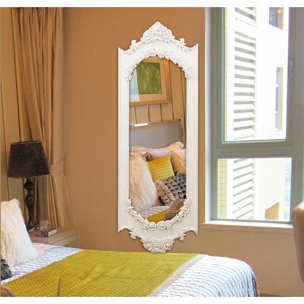 루이송 로코코 엘렌 전신거울 벽거울 조각 예쁜 거울 상품이미지