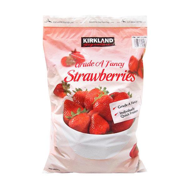 커클랜드 냉동 딸기 2.72kg 냉동과일 아이스박스무료 상품이미지
