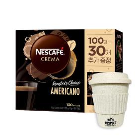 크레마 아메리카노 미니 130T /커피믹스 (+증정)