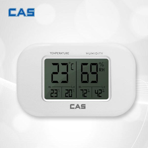카스 신제품 디지털 온습도계 T007 온도계 탁상겸용 상품이미지