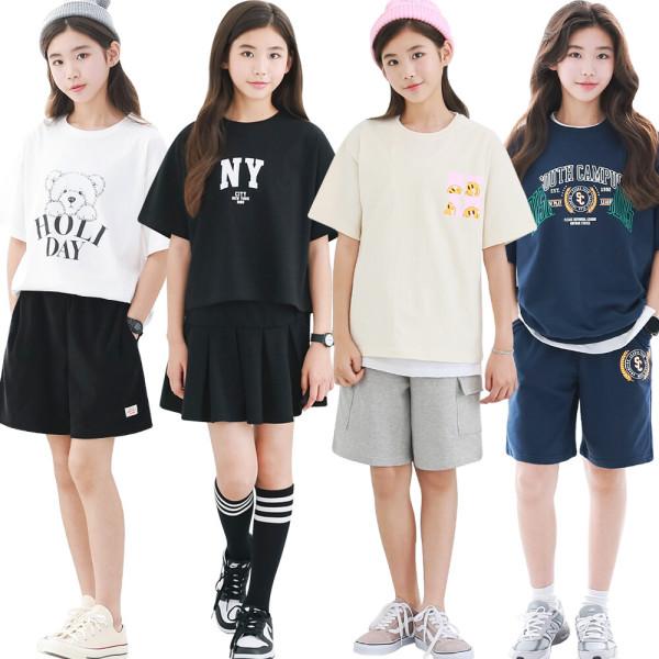 신상 원피스 초등여아옷 주니어의류/19호/아동복 상품이미지