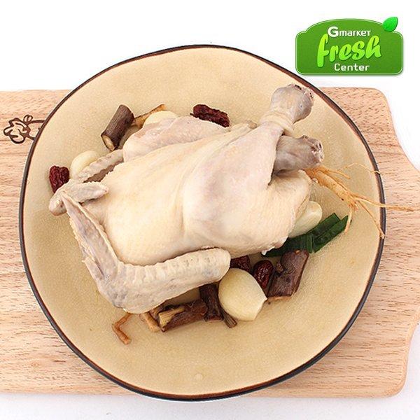 속닭속닭 냉장 삼계탕 500g(끓이기만하세요) 상품이미지