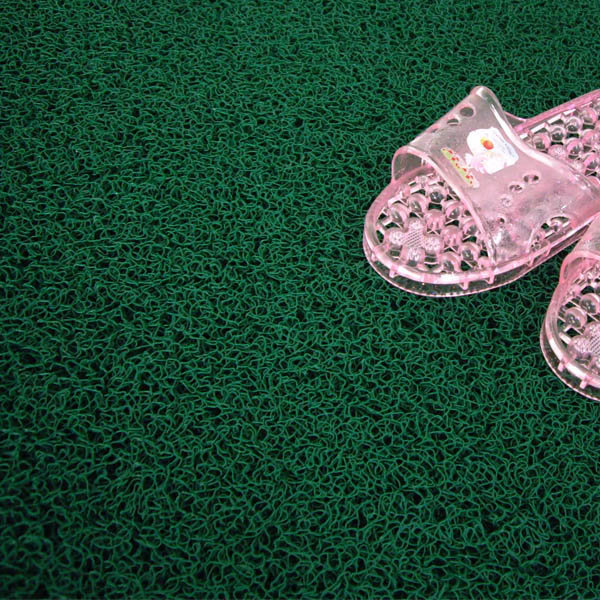 10mm보급형코일현관매트(120x1cm)녹색 상품이미지