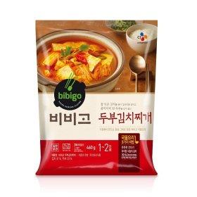 (전단상품)CJ_비비고두부김치찌개_460G