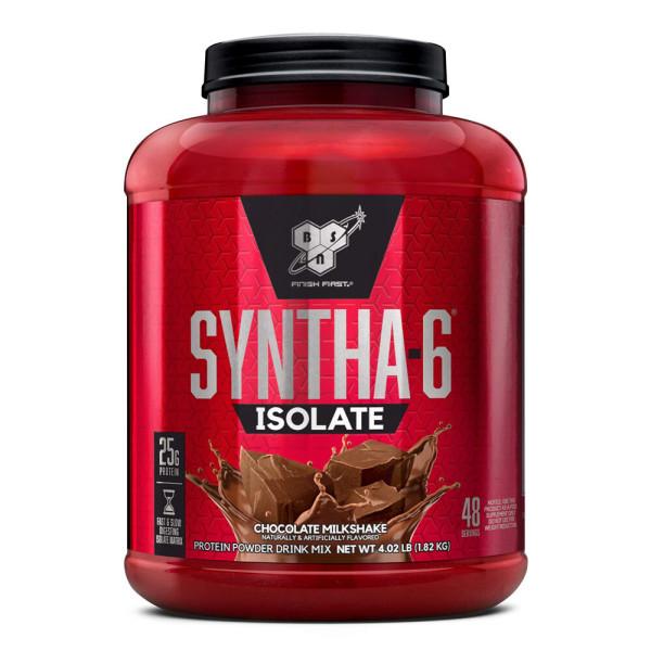 신타6 아이솔레이트 초콜릿 밀크쉐이크 프로틴 파우더 48 서빙 단백질 보충제 1.82 kg 상품이미지