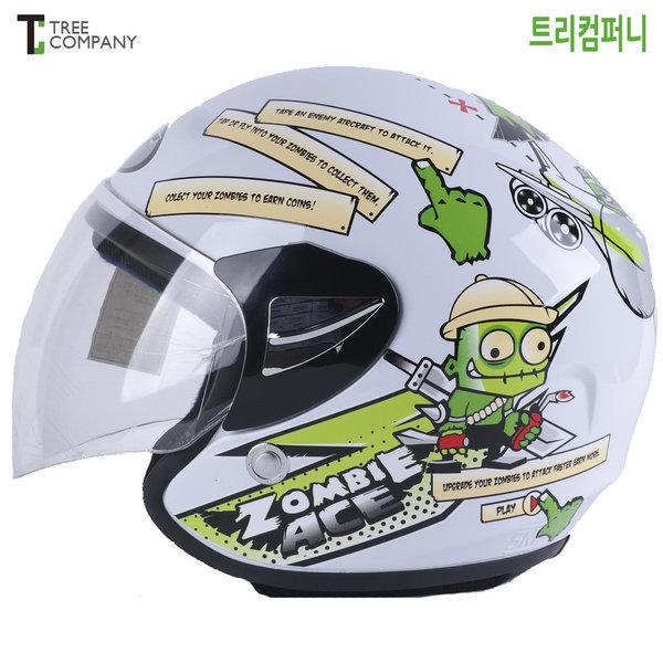 SST 쥬니어 오토바이헬멧 아동용 어린이 헬멧 상품이미지