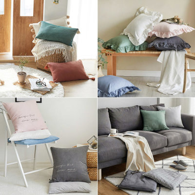 CUSHION COVER/In Addition/PAD COVER/Back Cushions/Cushion Cotton
