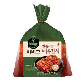 (전단상품)씨제이_비비고썰은배추김치_900g