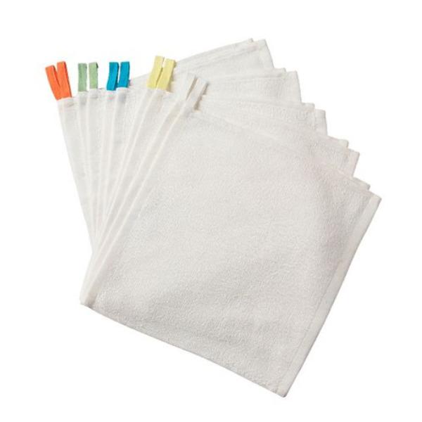이케아 KRAMA 크라마 미니수건10p 상품이미지