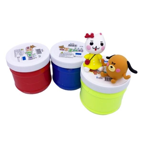 대용량클레이250g/칼라클레이/클레이/폼/만들기재료 상품이미지
