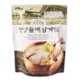 (전단상품)AAF_영양들깨 삼계탕_800g