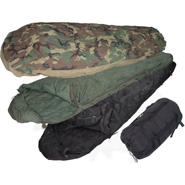 미군 동계용 침낭 캠핑 겨울 캠핑 침낭 상품이미지