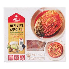 AAF_아삭시원김치_5kg 맛2.5+포기2.5