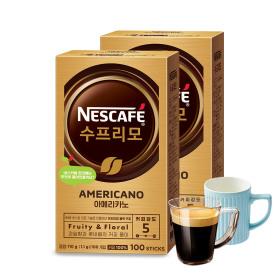 수프리모 아메리카노 200T /커피믹스/커피