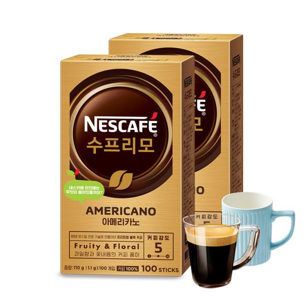 수프리모 아메리카노 200T /커피믹스/커피 상품이미지