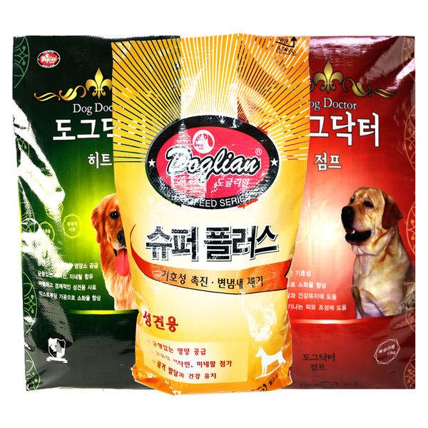 강아지사료 애견사료 개사료 진도개 대용량 15kg 20kg 상품이미지