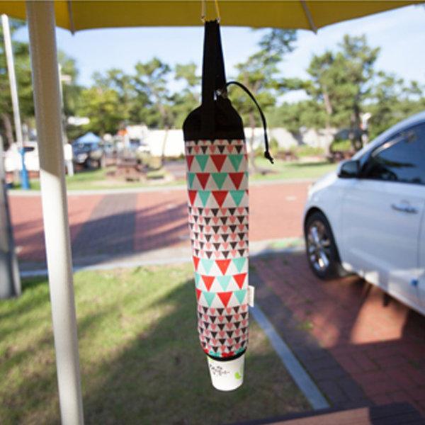 파파스 캠핑 종이컵홀더 감성 캠핑소품 야외용 컵홀더 상품이미지