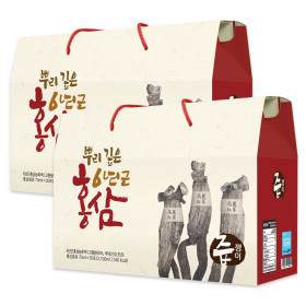 jeupjaeng-i 6-Year-Old Korean Red Ginseng Juice 2 boxes 60 pouches