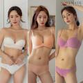 소울글램 코르셋왕뽕브라 노와이어/A~C컵/여성속옷/