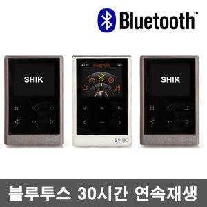 [쉬크]블루투스 E100B MP3/MP4/라디오/스피커/정전식터치/