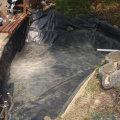 연못 EPDM 방수시트 3M 1M 1.14mm 연못자재-1개